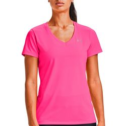 Under Armour Womens Tech V-Neck T-Shirt