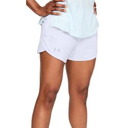 Under Armour Womens Color Block Fly-By 2.0 Shorts