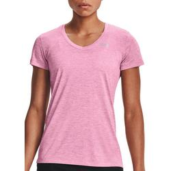 Womens Heather V-Neck T-Shirt
