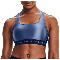 Under Armour Womens Shinny Crossback Sports Bra