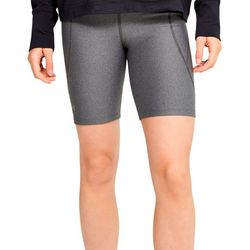 Under Armour Womens HeatGear Bike Shorts