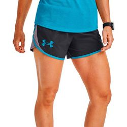 Under Armour Womens Active Fly-By 2.0 Shorts