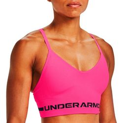 Under Armour Womens Seamless Longline Solid Sports Bra