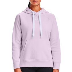 Under Armour Womens UA Rival Fleece Small Logo Hoodie