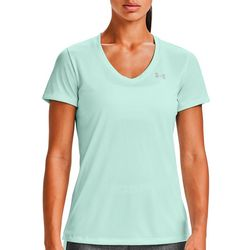 Under Armour Womens Twist Tech V-Neck Shirt