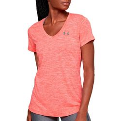 Under Armour Womens UA Tech V-Neck Twist T-Shirt