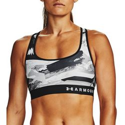 Under Armour Womens Patterned Crossback Sports Bra