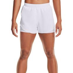 Womens Solid UA Fly By 2.2 With Shorts