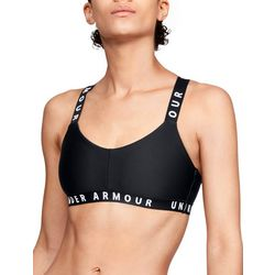 Under Armour Womens Solid Name Brand Bra