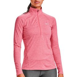 Womens UA Tech Twist Long Sleeve Top