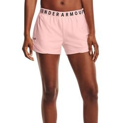 Under Armour Womens Play-Up Solid Shorts