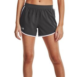 Under Armour Womens Solid Athletic Shorts