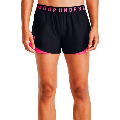 Under Armour Womens Play-Up 3.0 Shorts -  NATIONAL