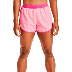 Under Armour Womens Fly-By 2.0 Two-Tone Shorts