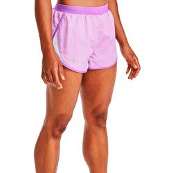 Womens Solid Fly-By 2.0 Shorts