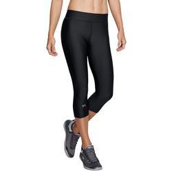 Womens HeatGear Compression Capri Leggings