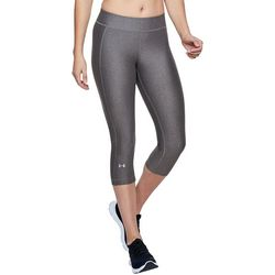 Under Armour Womens HeatGear Compression Capri Leggings