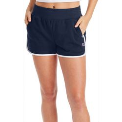 Champion Womens Campus French Terry Shorts