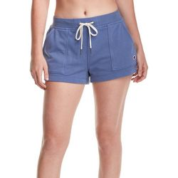 Champion Womens Cotton Solid Pull On Shorts