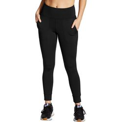 Womens Solid Jogger Leggings