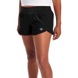 Womens Activewear Solid Shorts