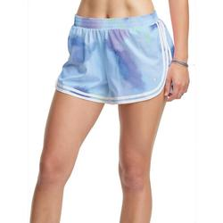 Womens Candy Tie Dye Shorts
