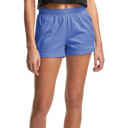 Champion Womens Solid Workout  Shorts