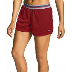 Champion Womens Solid Pull On Shorts