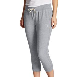 Champion Womens 22 French Terry Jogger Capris