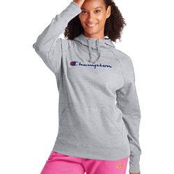 Champion Womens Powerblend Fleece Hoodie