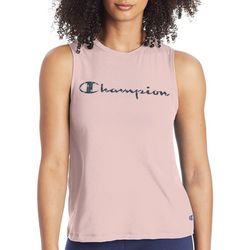 Champion Womens Sport Logo Tank Top