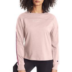 Womens Logo Crew Neck Sweatshirt