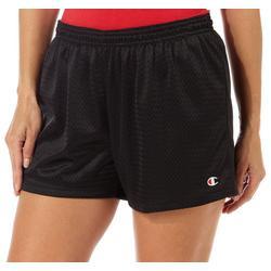 Womens Activewear Mesh Shorts