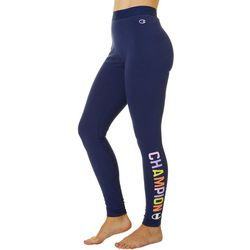 Champion Womens Script Logo Leggings