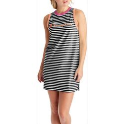 Champion Womens Campus Stripe Tank Dress