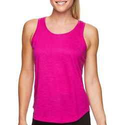 Gaiam Active Solid Sleevless Razor Back Detail