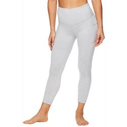 Gaiam Womens OM Sienna Solid High Rise Capri