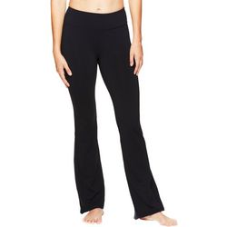 Womens OM Solid Yoga Pants