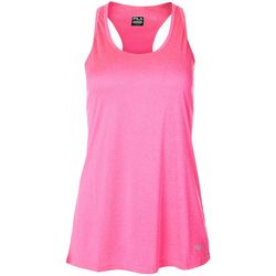 Fila Womens Move It Solid Racerback Tank Top