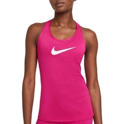 Women's Solid With Nike Logo Razor Top