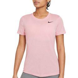 Nike Womens Logo Short Sleeve Top