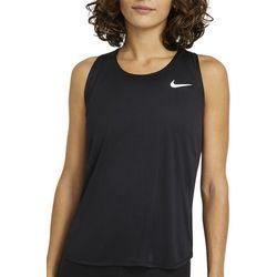 Nike Womens Nike Logo Racer Back Tank