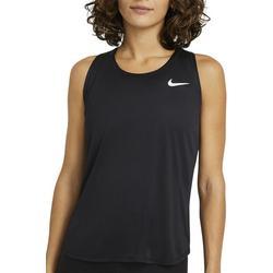 Womens Nike Logo Racer Back Tank