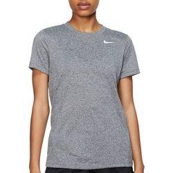 Nike Womens The Nike Tee Short Sleeve Top