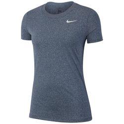 Nike Womens Logo Short Sleeve Shirt