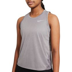 Nike Womens Solid Razor Back Tank Top