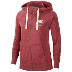 Nike Womens Gym Vintage Hooded Jacket
