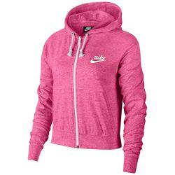 Nike Womens Gym Vintage Solid Hoodie