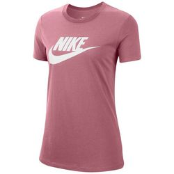 Nike Womens Icon Future Logo Short Sleeve T-Shirt