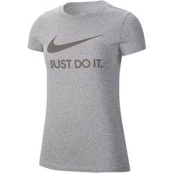 Womens Just Do It Logo Short Sleeve Top